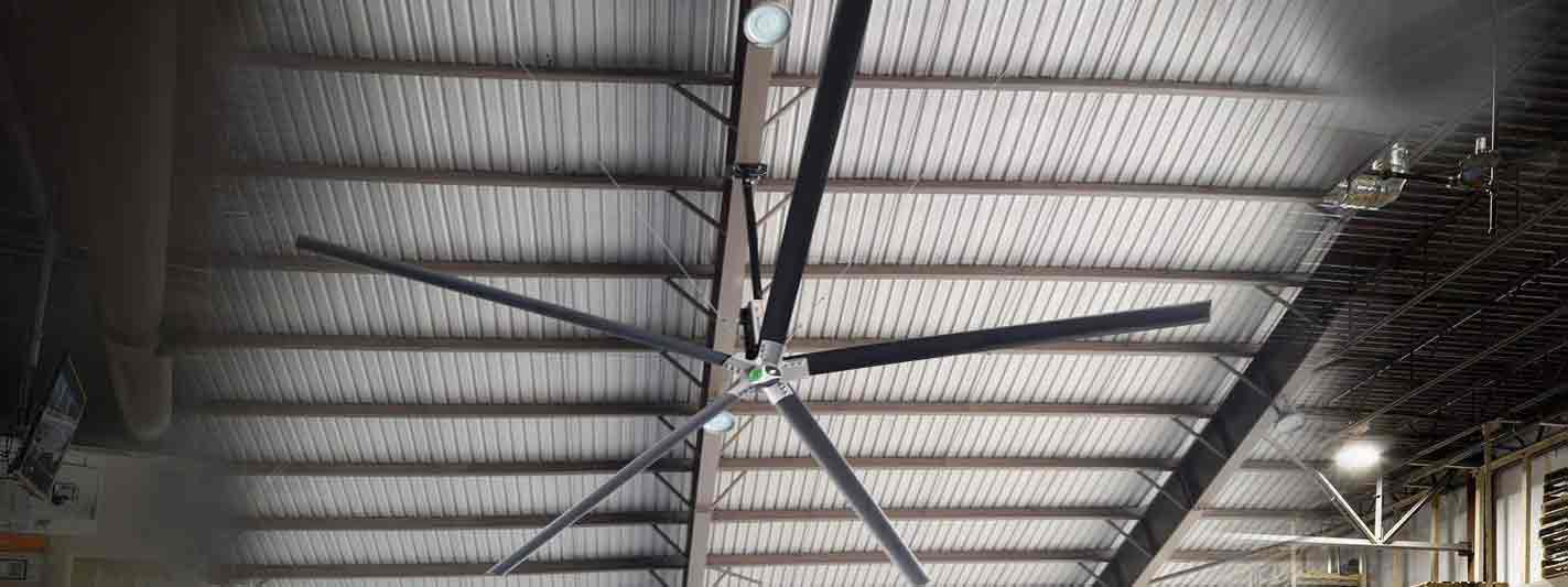 BIG CEILING FAN