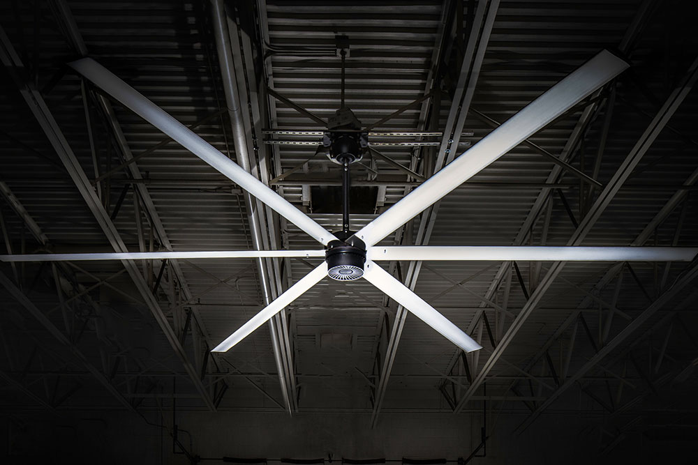 Heavy Industrial Ceiling Fans - A Boon Or Bane