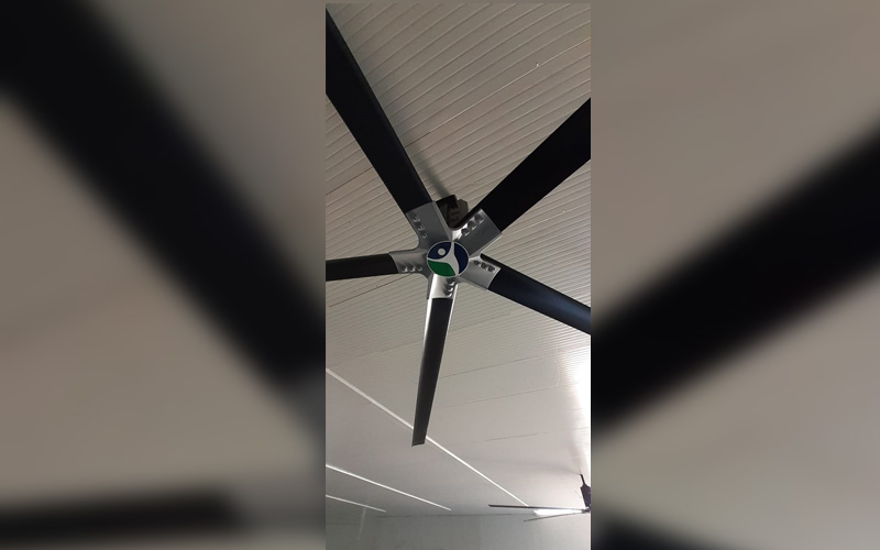 Heavy Industrial Ceiling Fan in Chandigarh